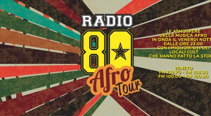 Radio 80 Afro Tour