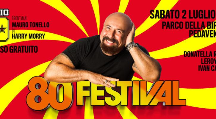 02.07.2016 80 Festival - Parco della Birreria Pedavena (BL)
