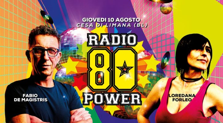 10.08.2017 80 Power - Cesa di Limana (BL)