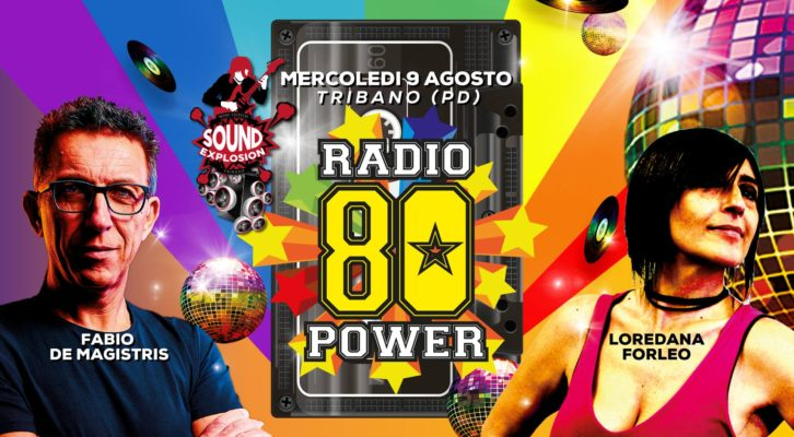 09.08.2017 80 Power - Tribano (PD)