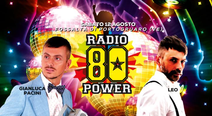 12.08.2017 80 Power Fossalta di Portogruaro (VE)