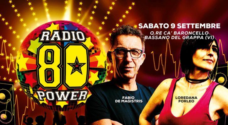 09.09.2017 80 Power - Q.re Cà Baroncello, Bassano del Grappa (VI)