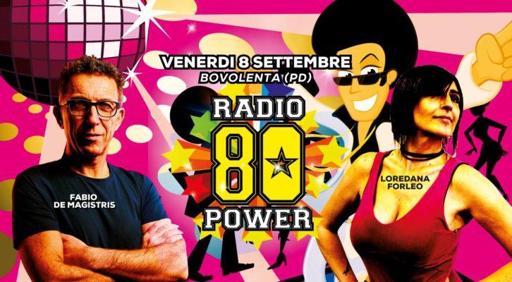 08.09.2017 80 Power - Bovolenta (PD)