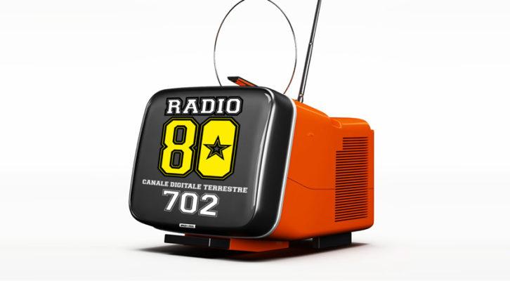 Radio 80 è anche sul digitale terrestre.