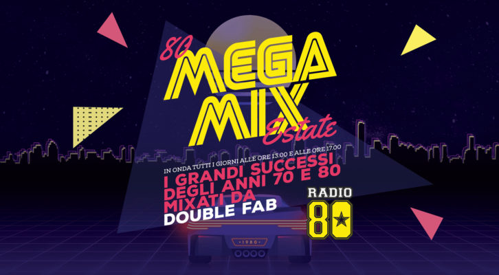 80 Megamix Estate