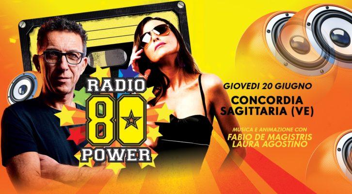 20.06.2019 80 Power - Concordia Sagittaria