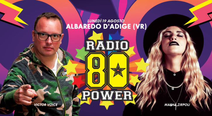 18.08.2019 80 Power - Albaredo D' Adige