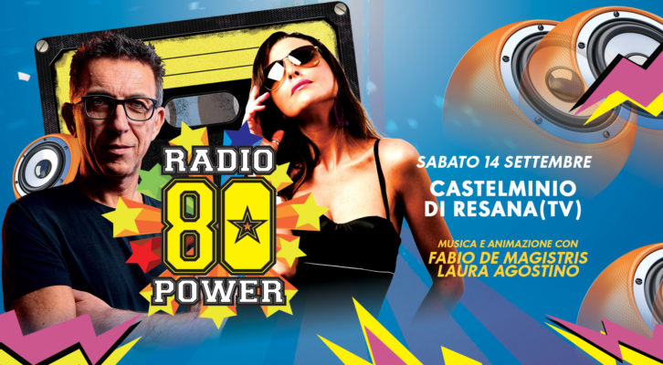 14.09.2019 80 Power - Castelminio di Resana