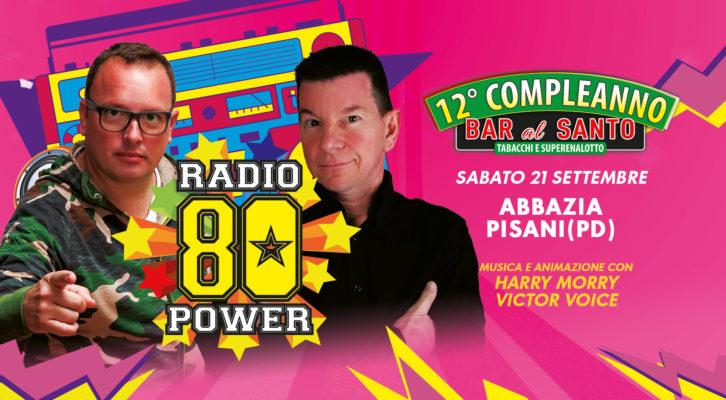 21.09.2019 80 Power - Abbazia Pisani