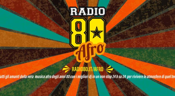 Radio 80 Afro Web Radio